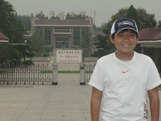 中国の霊園