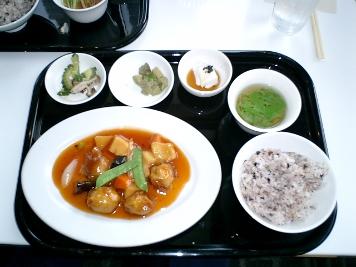 高野山カフェ料理