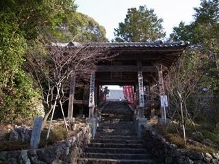 28 大日寺・山門