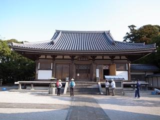 28 大日寺・本堂