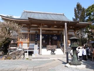 30 善楽寺・本堂