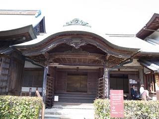 31 竹林寺・社務所