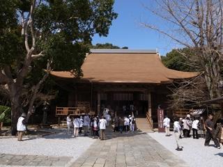 31 竹林寺・山門