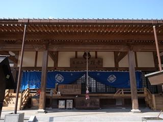 33 雪蹊寺・本堂