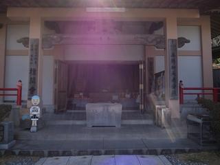 34 種間寺・本堂