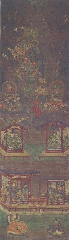 吉野曼荼羅図
