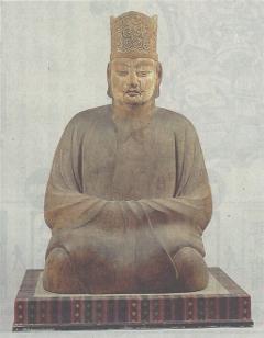 熊野速玉大神坐像