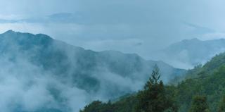 高野山全景