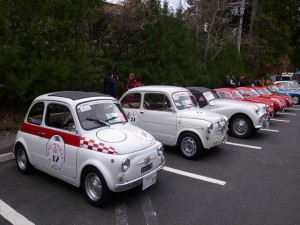 ヴェトロモンターニャ2014(クラシックカー in 高野山)