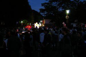 2017高野山青葉祭ナイトパレード