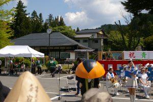 2017高野山青葉祭和歌山県警音楽隊