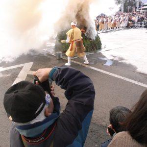 高野山・火まつり2018